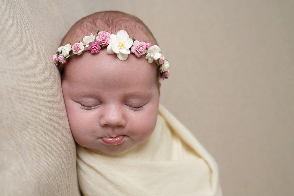 Newborn fotografie baby