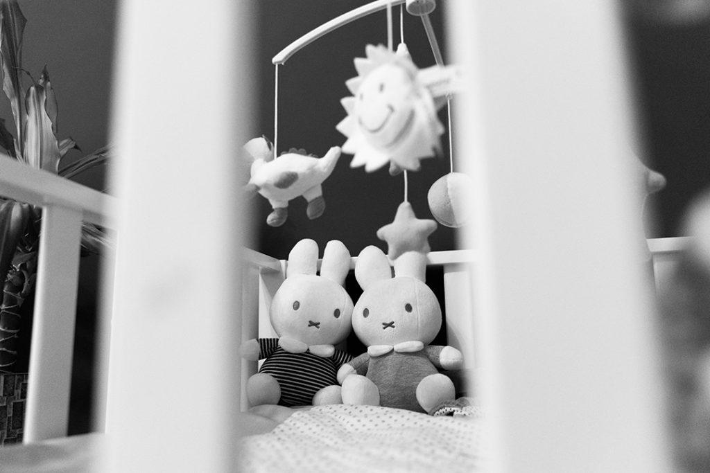 Geboortefotografie thuis