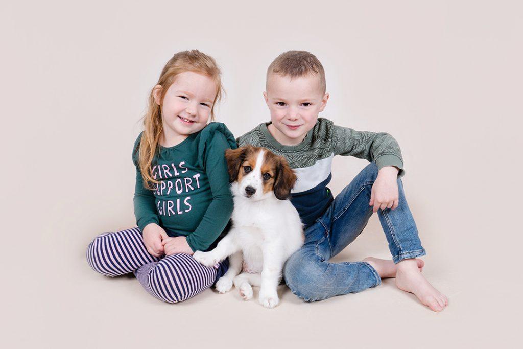 gezin fotografie
