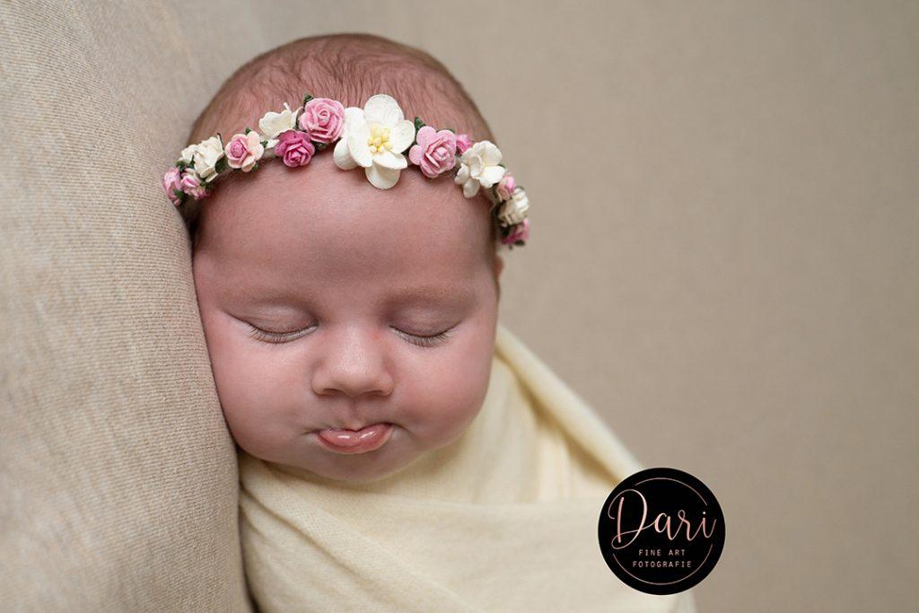 Newborn snoet