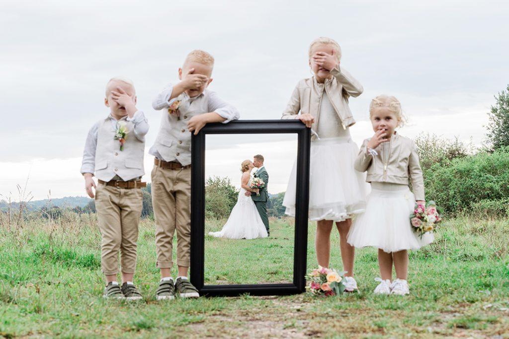 fotografie bruidsreportage kinderen