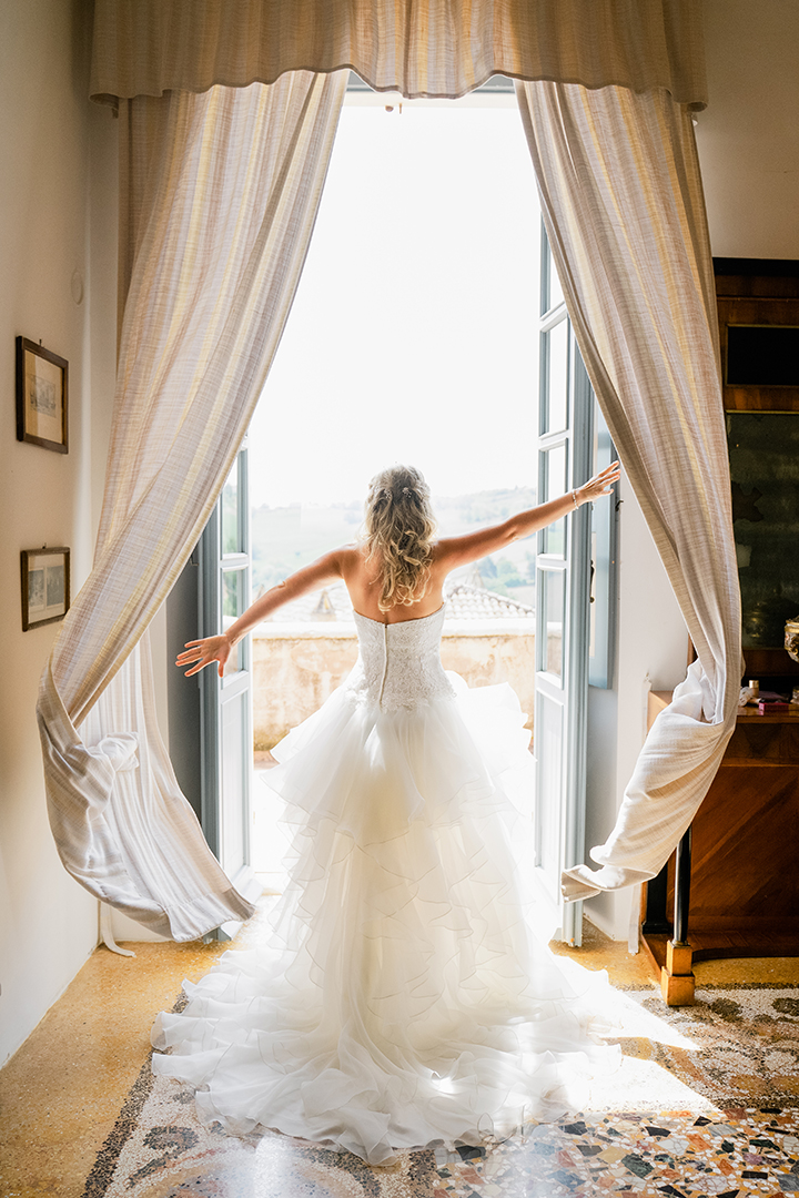 Bruid Italië